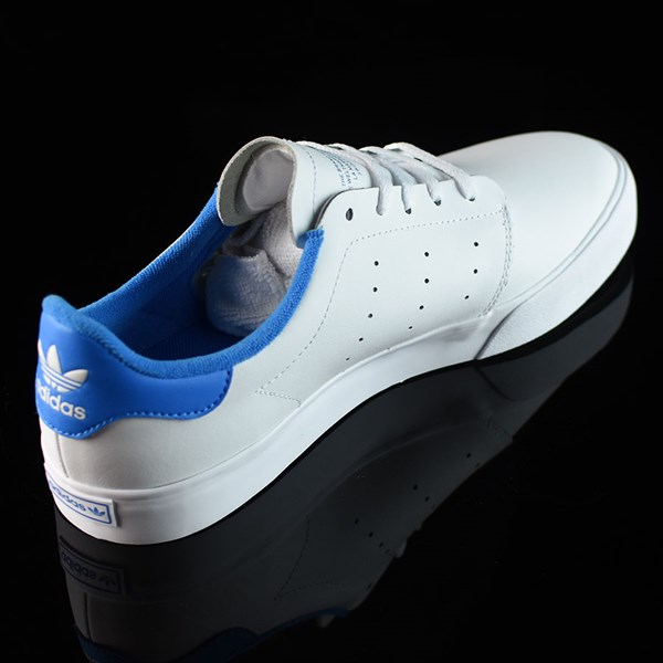 adidas Seeley Court Shoes Running White, White, Pool Rotate 1:30