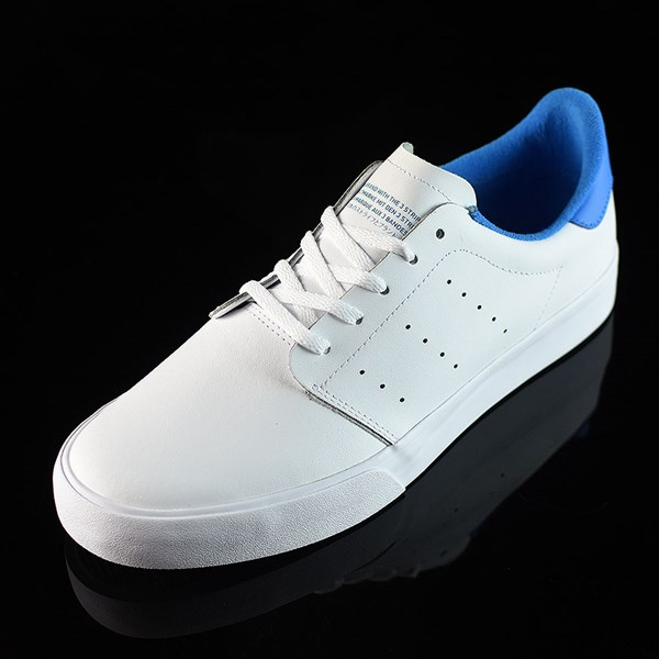 adidas Seeley Court Shoes Running White, White, Pool Rotate 7:30