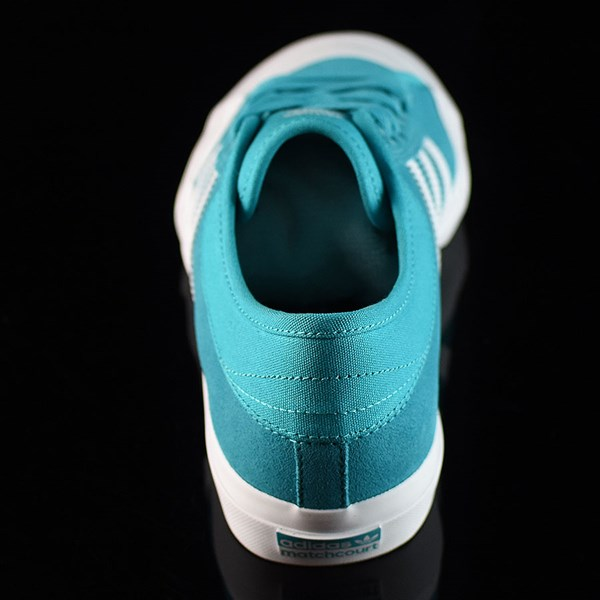 adidas Matchcourt Low Shoes Energy Blue, White Rotate 12 O'Clock