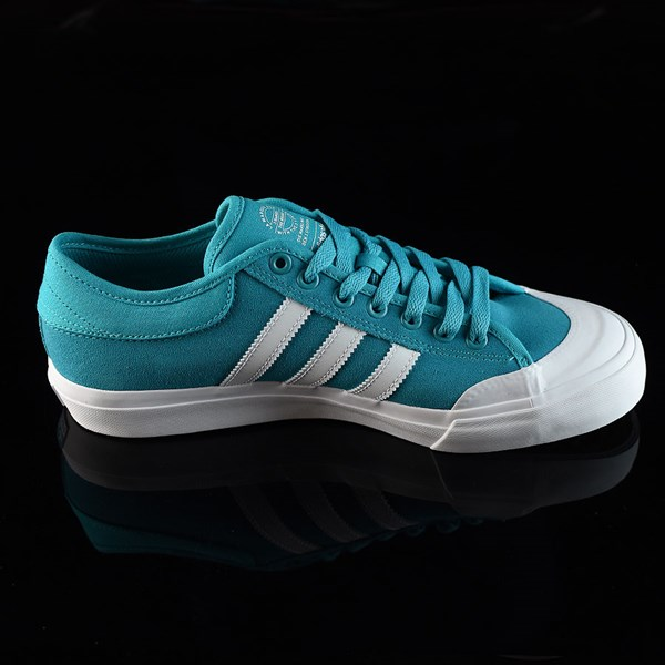 adidas Matchcourt Low Shoes Energy Blue, White Rotate 3 O'Clock