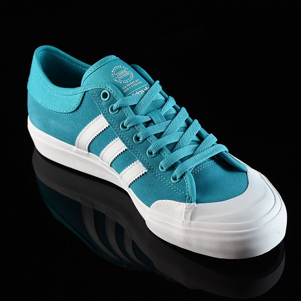 adidas Matchcourt Low Shoes Energy Blue, White Rotate 4:30