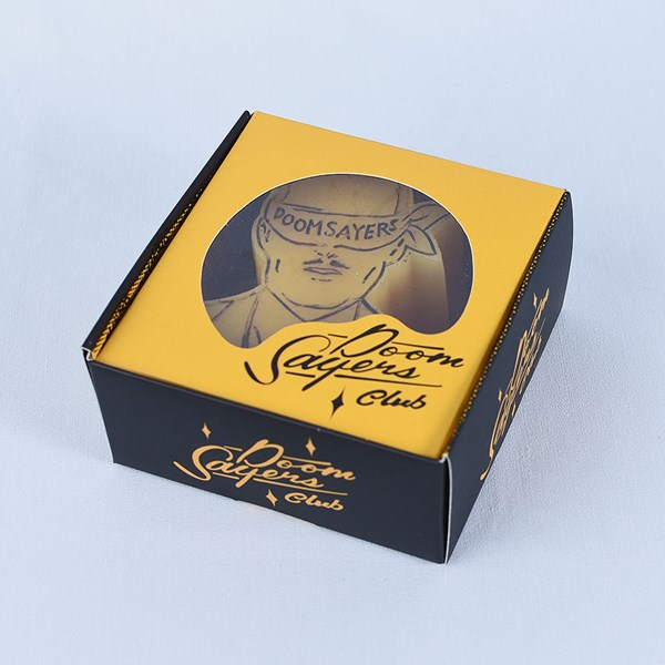 Doom Sayers Club Wax Yellow Box