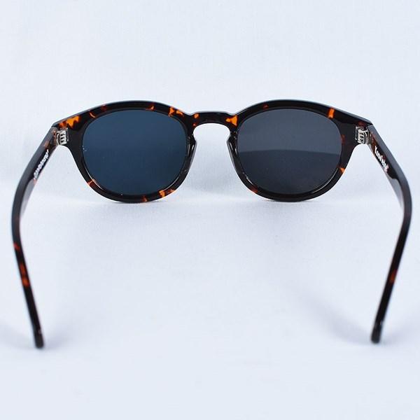 Doom Sayers Knowledge X DSC Sunglasses Tortoise Shell Back