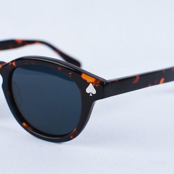 Doom Sayers Knowledge X DSC Sunglasses Tortoise Shell Detail