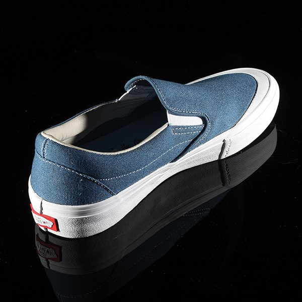 Vans Slip On Pro Shoes Navy (Andrew Allen) Rotate 1:30