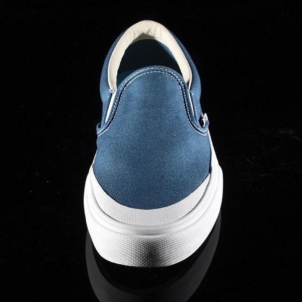 Vans Slip On Pro Shoes Navy (Andrew Allen) Rotate 6 O'Clock