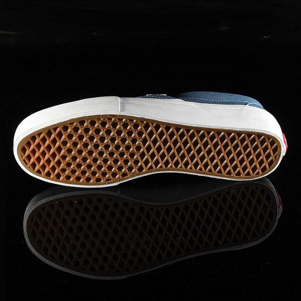 Vans Slip On Pro Shoes Navy (Andrew Allen) Sole