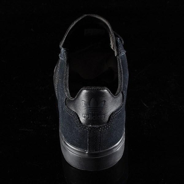 adidas Campus Vulc II Shoe Black, Black, Black Rotate 12 O'Clock