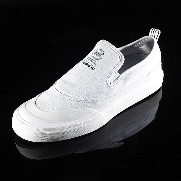 adidas Matchcourt Slip Shoes White, White Rotate 7:30