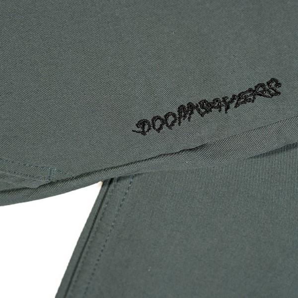 Doom Sayers DSC X Knowledge Brasco Pants Blue Detail