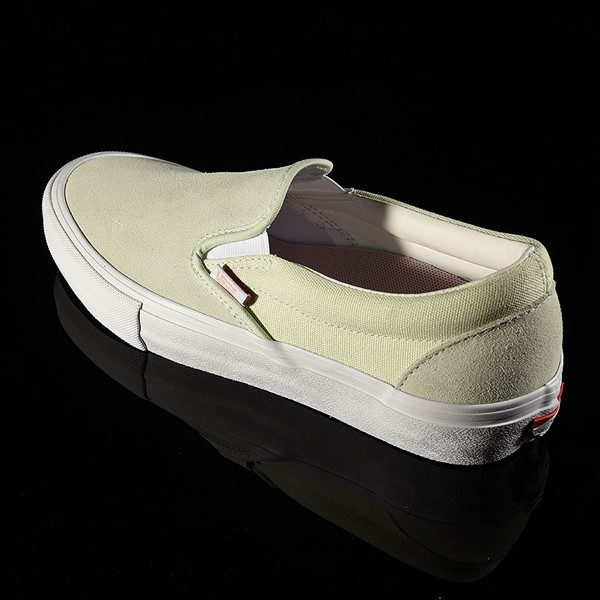 Vans Slip On Pro Shoes Ambrosia, White Rotate 7:30