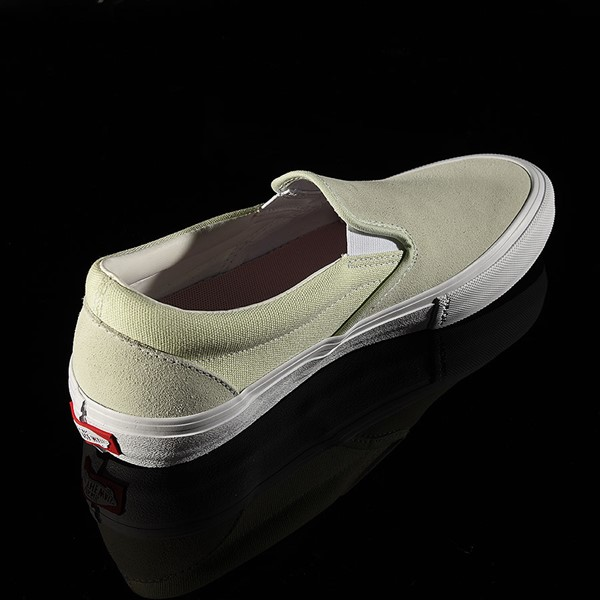 Vans Slip On Pro Shoes Ambrosia, White Rotate 1:30