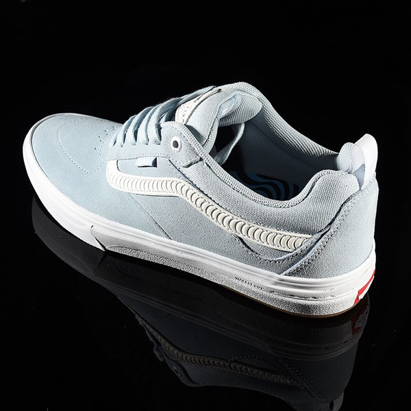 Vans Kyle Walker Pro Shoes Baby Blue, White, Spitfire Rotate 7:30