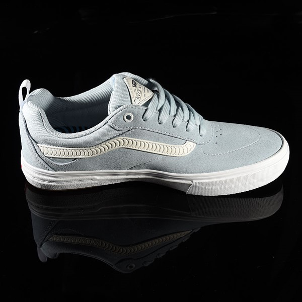 Vans Kyle Walker Pro Shoes Baby Blue, White, Spitfire Rotate 3 O'Clock