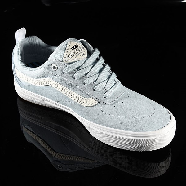 Vans Kyle Walker Pro Shoes Baby Blue, White, Spitfire Rotate 4:30