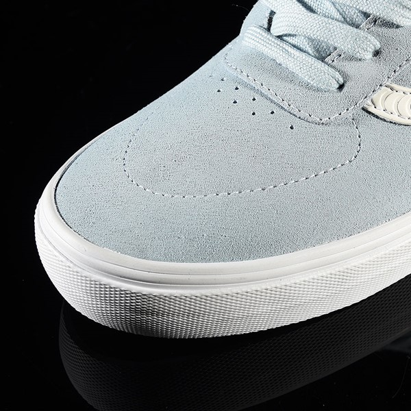 Vans Kyle Walker Pro Shoes Baby Blue, White, Spitfire Closeup
