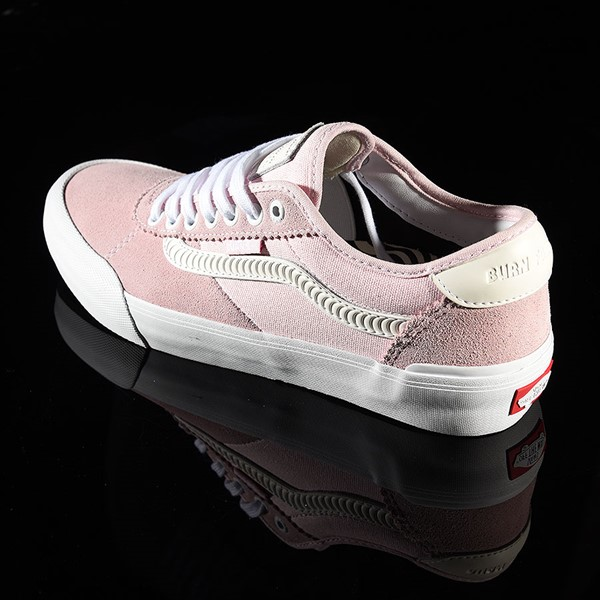 Vans Chima Pro 2 Shoe Pink, White, Spitfire Rotate 7:30