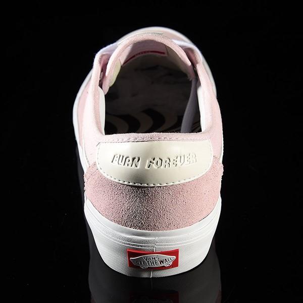 Vans Chima Pro 2 Shoe Pink, White, Spitfire Rotate 12 O'Clock