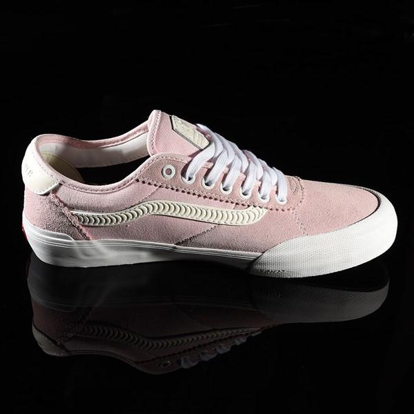 Vans Chima Pro 2 Shoe Pink, White, Spitfire Rotate 3 O'Clock