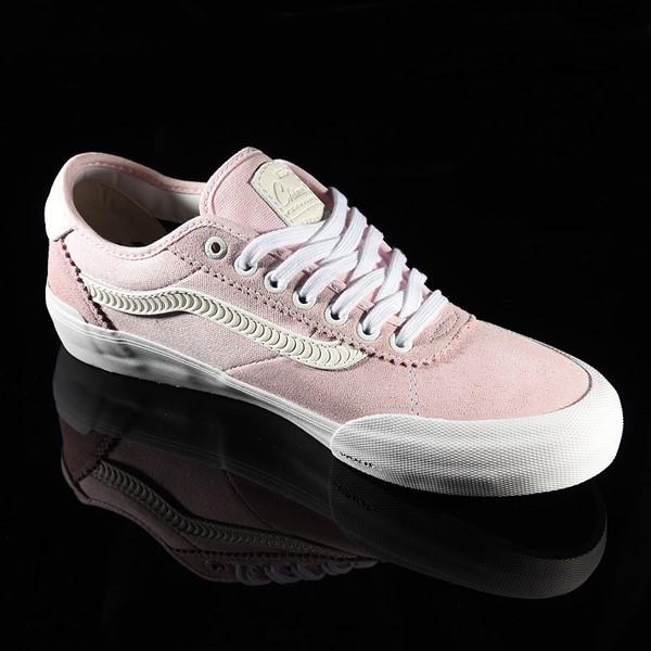 Vans Chima Pro 2 Shoe Pink, White, Spitfire Rotate 4:30