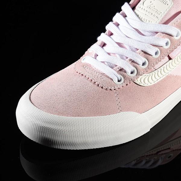 Vans Chima Pro 2 Shoe Pink, White, Spitfire Closeup