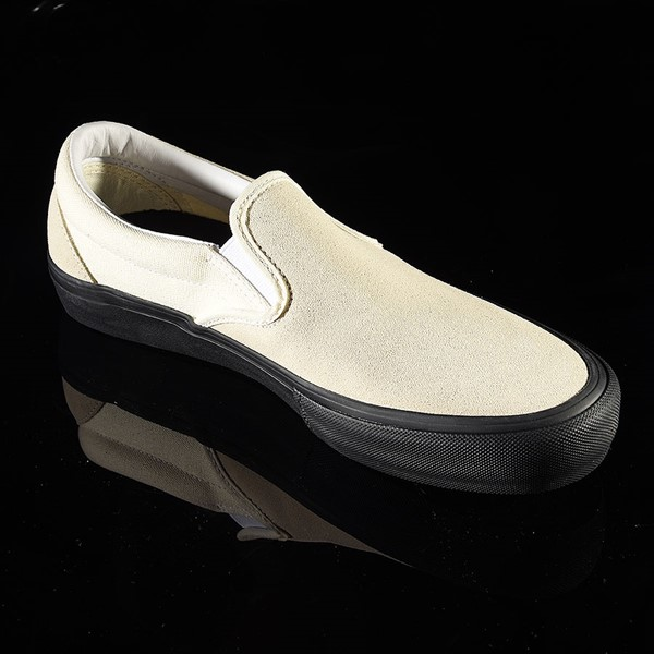 Vans Slip On Pro Shoes Classic White, Black Rotate 4:30