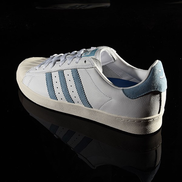 adidas Superstar Vulc ADV Shoe White, Chalk White, Krooked Rotate 7:30