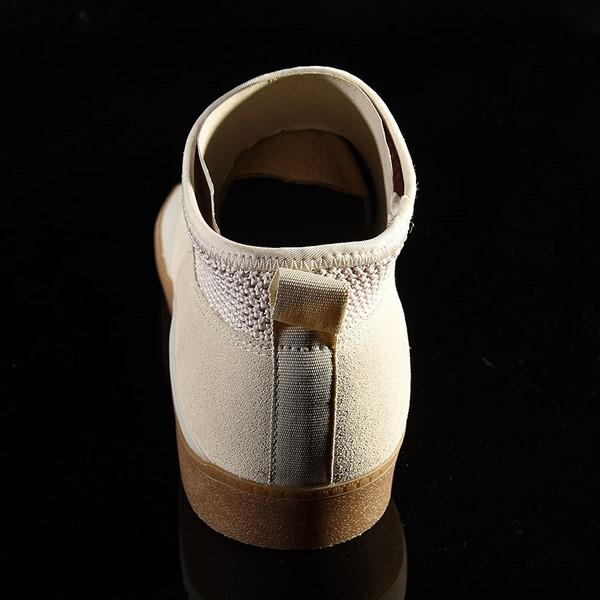 adidas 3ST.002 Shoes Clear Brown, White, Gum Rotate 12 O'Clock