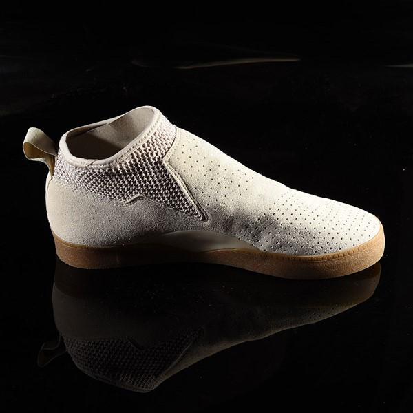 adidas 3ST.002 Shoes Clear Brown, White, Gum Rotate 3 O'Clock