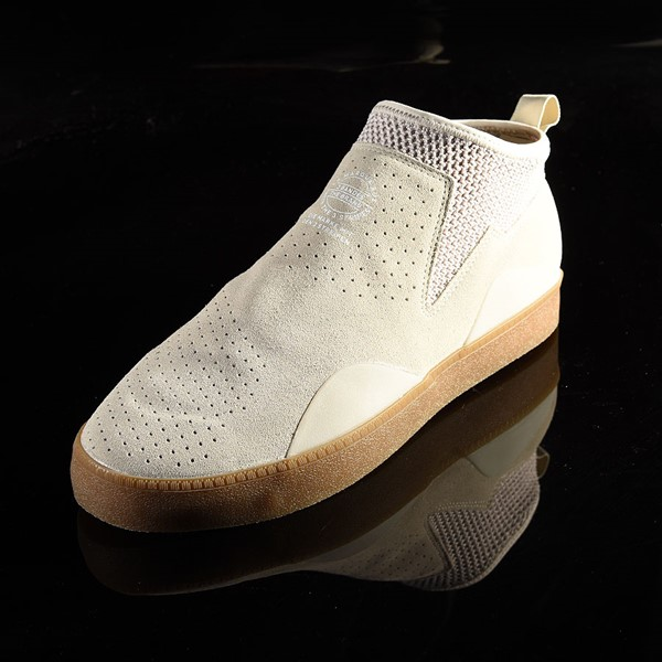 adidas 3ST.002 Shoes Clear Brown, White, Gum Rotate 7:30