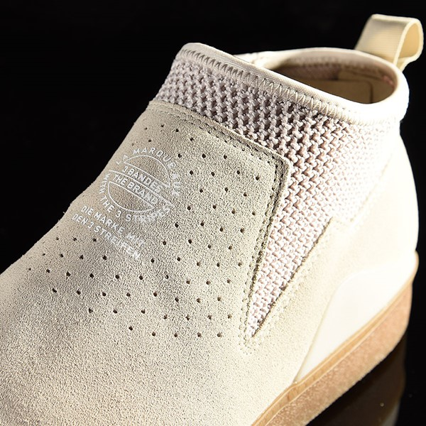 adidas 3ST.002 Shoes Clear Brown, White, Gum Tongue