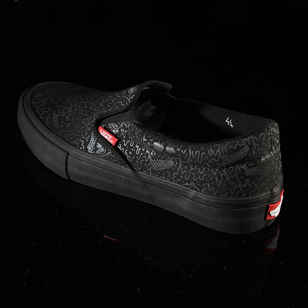 Vans Slip On Pro Shoes Sketchy Tank Rotate 7:30