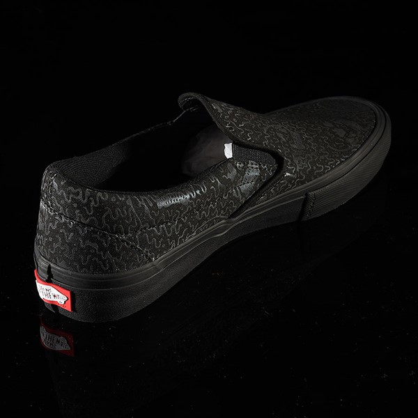 Vans Slip On Pro Shoes Sketchy Tank Rotate 1:30