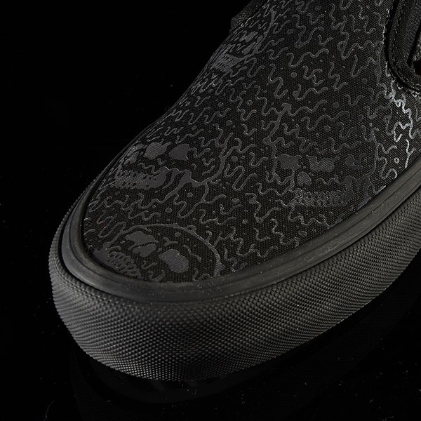 Vans Slip On Pro Shoes Sketchy Tank Closeup