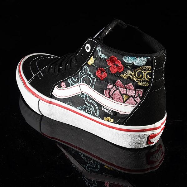 Vans Sk8-Hi Pro Shoes Lizzie Armanto, Floral Rotate 7:30