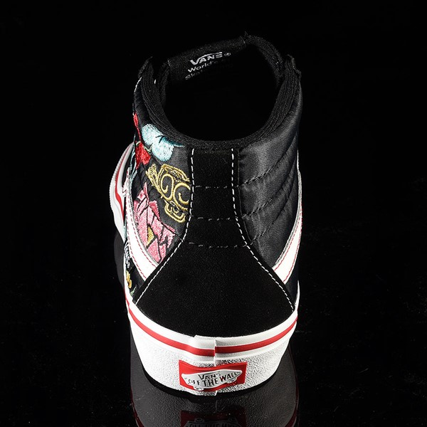 Vans Sk8-Hi Pro Shoes Lizzie Armanto, Floral Rotate 12 O'Clock