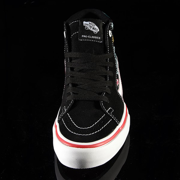 Vans Sk8-Hi Pro Shoes Lizzie Armanto, Floral Rotate 6 O'Clock