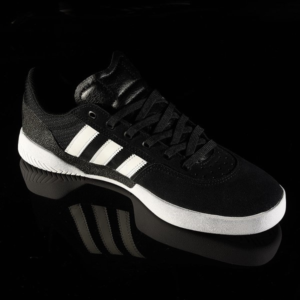 adidas City Cup Shoe Black, White, White Rotate 4:30