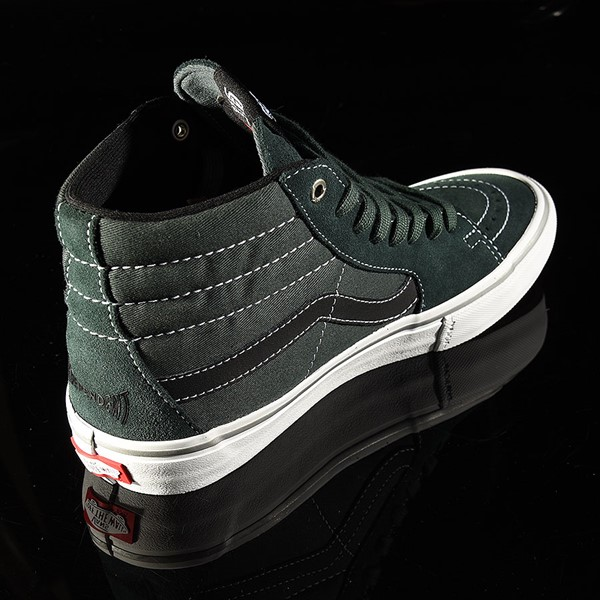 Vans Sk8-Hi Pro Shoes Independent, Spruce Rotate 1:30