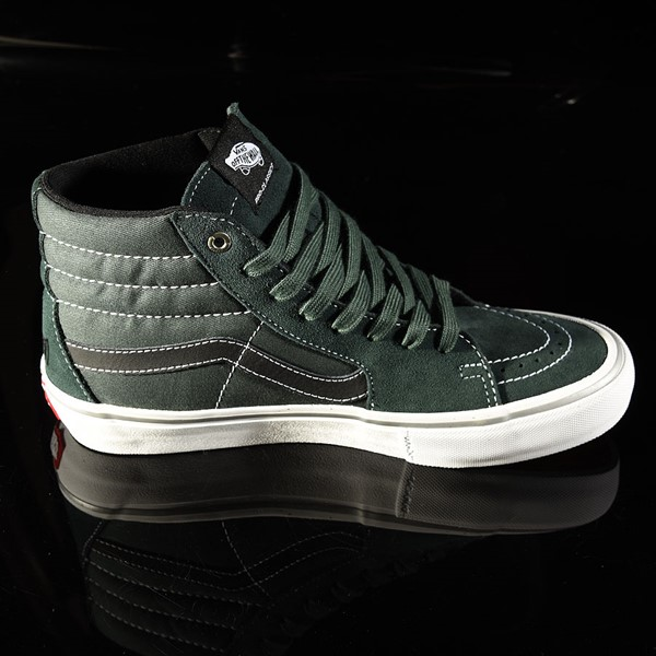 Vans Sk8-Hi Pro Shoes Independent, Spruce Rotate 3 O'Clock