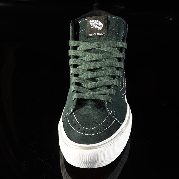 Vans Sk8-Hi Pro Shoes Independent, Spruce Rotate 6 O'Clock