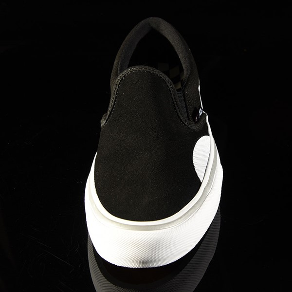 Vans Slip On Pro Shoes Independent, Black Rotate 6 O'Clock