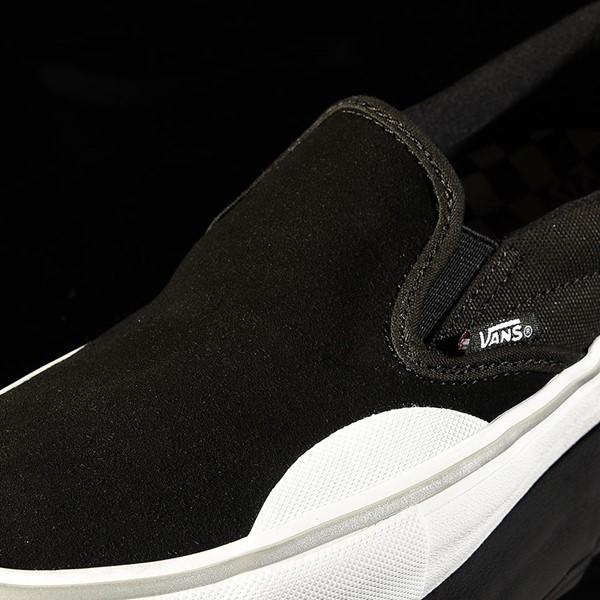 Vans Slip On Pro Shoes Independent, Black Tongue