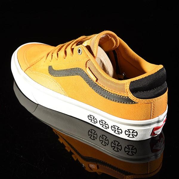 Vans TNT Advanced Prototype Shoe Independent, Sunflower Rotate 7:30