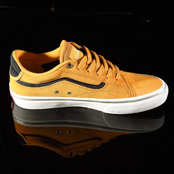 Vans TNT Advanced Prototype Shoe Independent, Sunflower Rotate 3 O'Clock