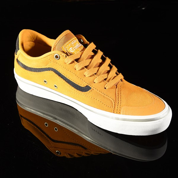 Vans TNT Advanced Prototype Shoe Independent, Sunflower Rotate 4:30