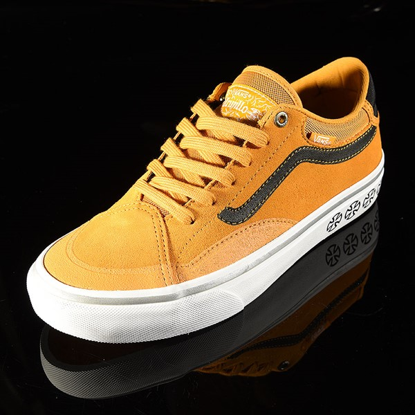 Vans TNT Advanced Prototype Shoe Independent, Sunflower Rotate 7:30