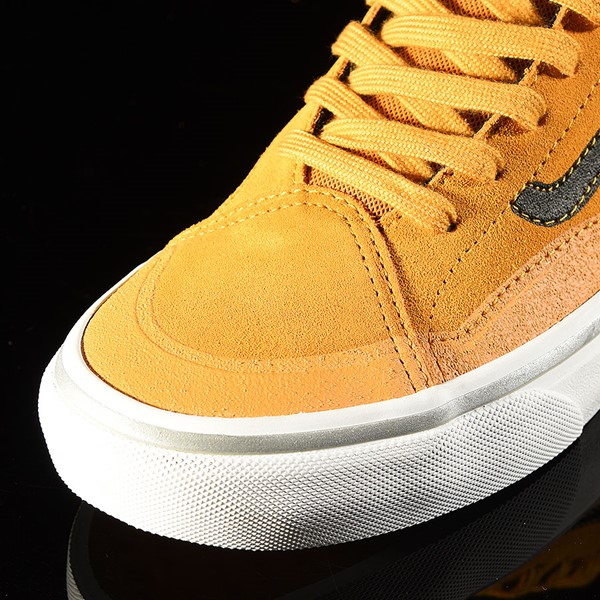 Vans TNT Advanced Prototype Shoe Independent, Sunflower Closeup