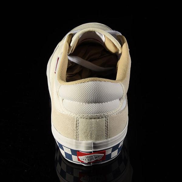Vans TNT Advanced Prototype Shoe Checkerboard, Marshmellow Rotate 12 O'Clock