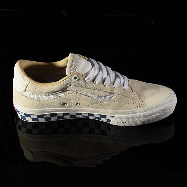 Vans TNT Advanced Prototype Shoe Checkerboard, Marshmellow Rotate 3 O'Clock